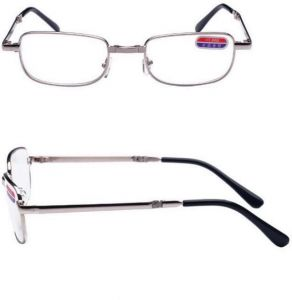 30254a6fe65 Foldable Presbyopia Reading Glasses Men Women Folding Reading Glasses Male  Female 2.5