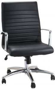 Prime Adir 638 01 Blk Lux Executive High Back Swivel Chair Black Beatyapartments Chair Design Images Beatyapartmentscom