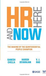 HR Here and Now by Ganesh Chella