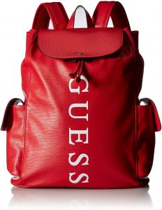 fc8d19d905450 حقيبة ظهر GUESS 22 XL أحمر - Red - One Size