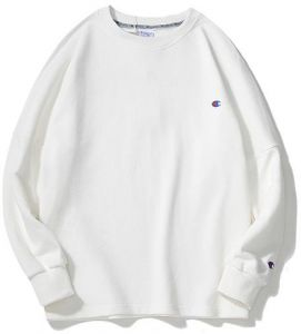 6a192ce795f7 Champion Embroidered Logo Over-sized Sweater Shirt