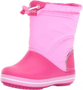 2fae7d4e198be1 crocs Crocband LodgePoint Pull-On Boot (Toddler Little Kid)