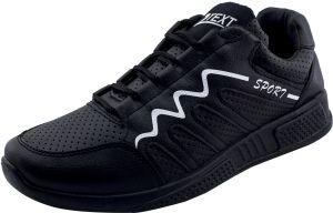 5630906b2108 Testa Toro Running Shoes For Men - Black