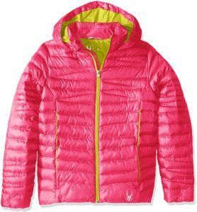 1706c669793 Spyder Girls Timeless Synthetic Down Jacket