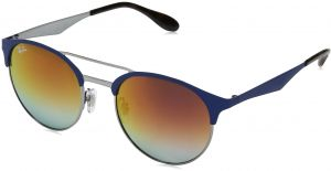 9be965ea2be Ray-Ban Metal Unisex Round Sunglasses