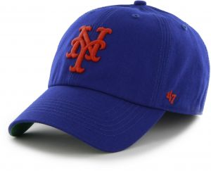 newest 137c4 07a2c MLB New York Mets  47 Franchise Fitted Hat, Royal, Large