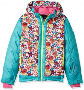 39041a99924 Spyder Girl s Nora Down Jacket