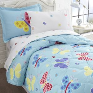 5688bcf70b3a5 Buy mainstays kids paris bed in a bag bedding set