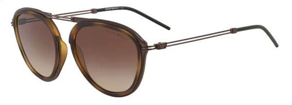 c39656eee57c Emporio Armani EA 2056-Brown Sunglasses For Men - Brown
