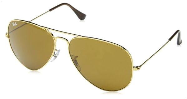 c476f50f57b6f5 Ray-Ban RB 3025-Gold Sunglasses For Unisex - Gold