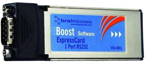 DRIVER UPDATE: BRAINBOXES VX EXPRESSCARD SERIAL