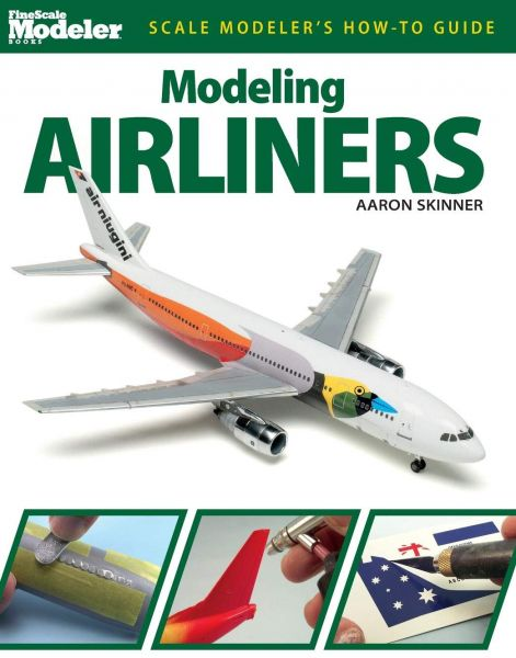 Modeling Airliners (Scale Modeler's How-to Guide) | KSA | Souq