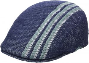 1d9eb356e1c Kangol Men s Travel Stripe 507 Ivy Cap