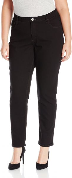 32c755113a02d Riders by Lee Indigo Women s Petite-Plus-Size Slender Stretch Skinny ...