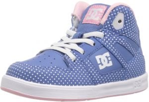 7bbe7e342d DC Shoes Youth Rebound Skate Shoes Sneaker