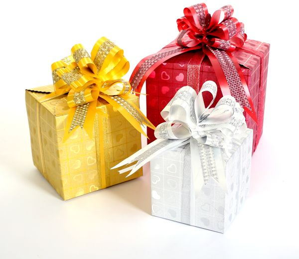 Christmas Nested Gift Boxes Christmas tree decoration Set/3Gold Silver And Red  sc 1 st  Souq.com & Christmas Nested Gift Boxes Christmas tree decoration Set/3Gold ...