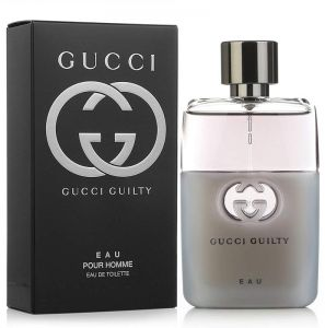 Gucci Guilty Eau Pour Homme by Gucci for Men , Eau de Toilette, 50ml