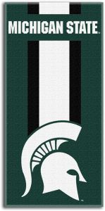 promo code 00c03 dc9e7 Northwest NCAA Michigan State Spartans Beach Towel, 30 x 60-inch