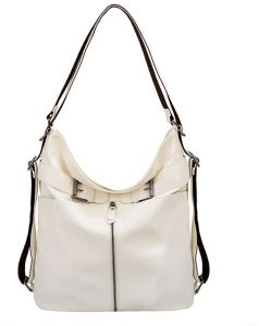 356c7653d1f Mellow World Heather Convertible Hobo Backpack 15
