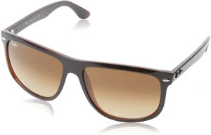 42bc6e9c19d Ray-Ban RB4147 - TOP BLACK ON BROWN Frame BROWN GRADIENT DARK BROWN Lenses  60mm Non-Polarized