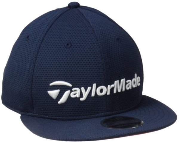 2a1f7992c4b TaylorMade Golf 2017 performance new era 9fifty hat navy orange ...