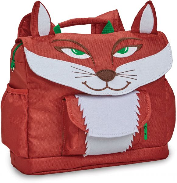 86ca017f5e6a Bixbee Kids Backpack School Bag Fox