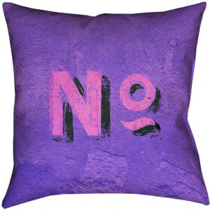 ArtVerse Katelyn Smith 40 x 40 Floor Double Sided Print with Concealed Zipper /& Insert New Hampshire Love Watercolor Pillow