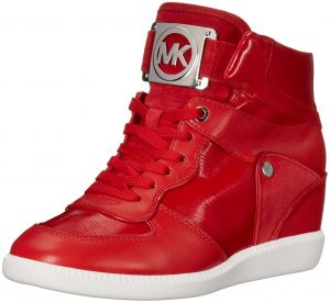 b76a86e73 Michael Kors Women s Nikko High Top Fashion Sneaker