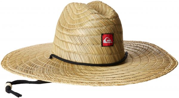 f1bfe22ce4477 Quiksilver Young Men s Pierside Straw Hat Hat