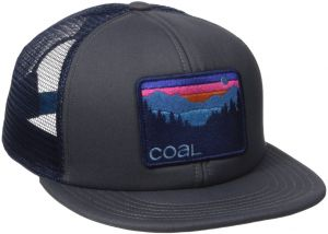 6c658258cb2 Coal Men s The Hauler Mesh Back Trucker Hat Adjustable Snapback Cap