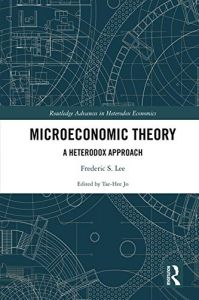 microeconomic theory second edition wetzstein michael e