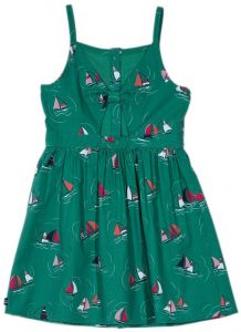 d28d82e3065f9 Nautica Little Girls  Spaghetti Strap Fashion Dress