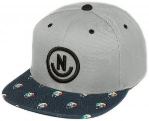 c29b814f46afb NEFF Men s Daily Smile Pattern Snapback Custom Fitted Hats