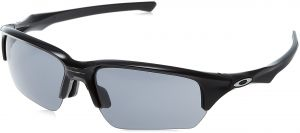 88eb0faf2ea Oakley Men s Flak Beta (a) Non-Polarized Iridium Rectangular Sunglasses