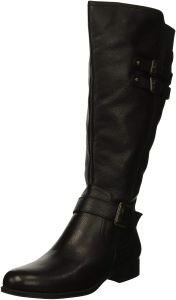1ce4995fb92 Naturalizer Women s Jessie Wide Calf Knee High Boot