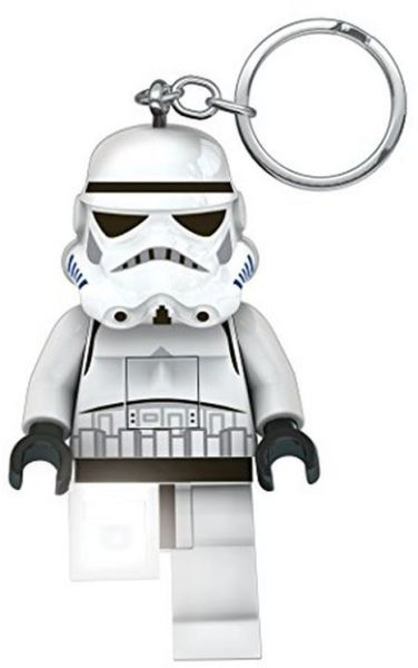 Lego Star Wars Stormtrooper Key Light Minifigure Key Chain With Led