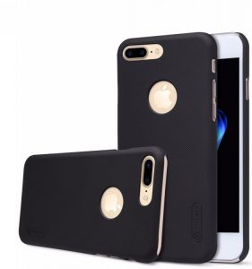 Nillkin Frosted Apple iPhone 7 Plus & 8 Plus Hard Case Cover - Black