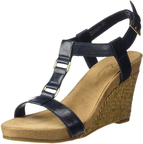 80bbc372f065 Aerosoles A2 Women s Plush Nite Wedge Sandal