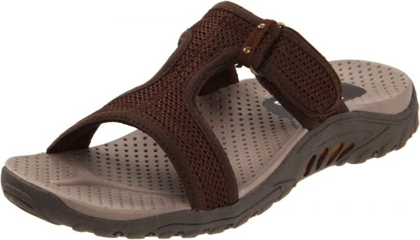 skechers rockfest womens slide sandals
