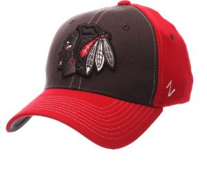 White Friday Sale On chicago blackhawks nhl red flex fit structured ... 1e789a5a8448