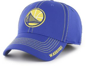 0c287967aed OTS NBA Golden State Warriors Adult Start Line Center Stretch Fit Hat