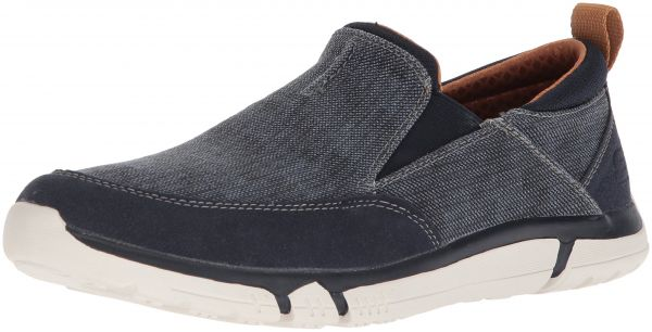 094a8711ca Skechers Men's Edmen-Bronte Driving Style Loafer,Navy,11.5 M US | Souq - UAE