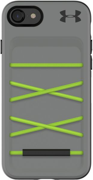 new product e5bfc b084d Under Armour UA Protect Arsenal Case for iPhone 8 & iPhone 7 -  Graphite/Quirky Lime