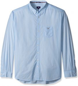 be0f7b09d60c GANT Men s Washed Pinstripe Shirt