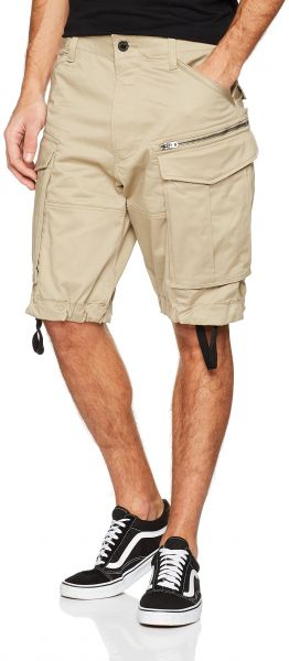 5ba93be980 ... Men's Rovic Zip Relaxed 1/2, Dune, 34. by G-Star Raw, Shorts - Be the  first to rate this product