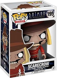FUNKO Pop Heroes Batman The Animated Series 195 Scarecrow Vinyl Figure
