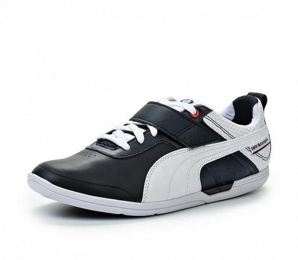 ed0a3fa325cc PUMA Men s BMW MS MCH Mid Team Blue white