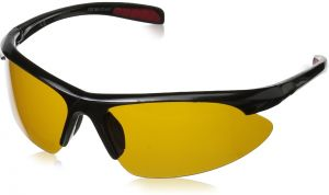 38acd45d02 Foster Grant Men s Digital Hd Polarized Wrap Sunglasses