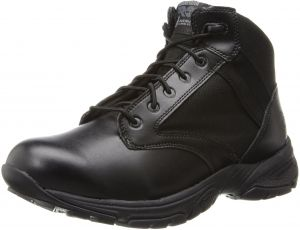 74260e39c حذاء Timberland رجالي من Pro مقاس 5 بوصات Valor soft-toe Duty حذاء برقبة -  black - 10 C/D US