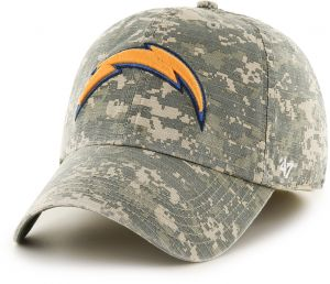NFL San Diego Chargers Officer Franchise Fitted Hat 9ed36edd6